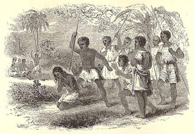 Совсем не король Джулиан: самая жестокая правительница Мадагаскара