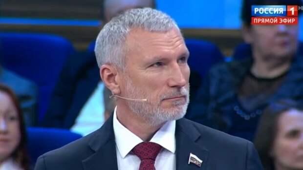 Депутат Госдумы РФ Журавлев поручил оказать поддержку псковичанам