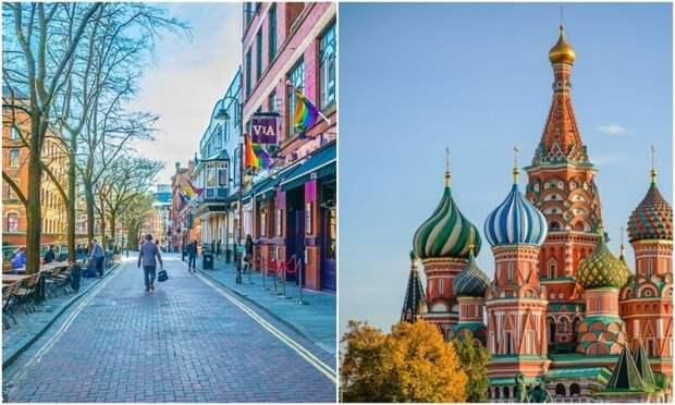 Названы лучшие города мира поверсии Time Out2021
