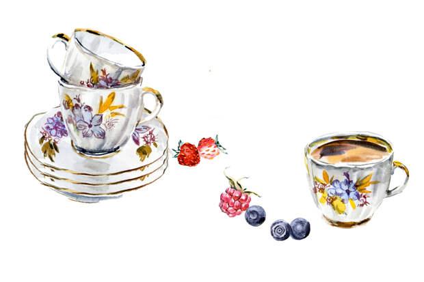 Сладости к чаю при диабете