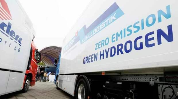 Глобальный рынок водорода: утопия, авторства Евросоюза