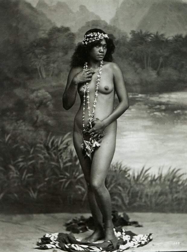 Афродита Таити фото