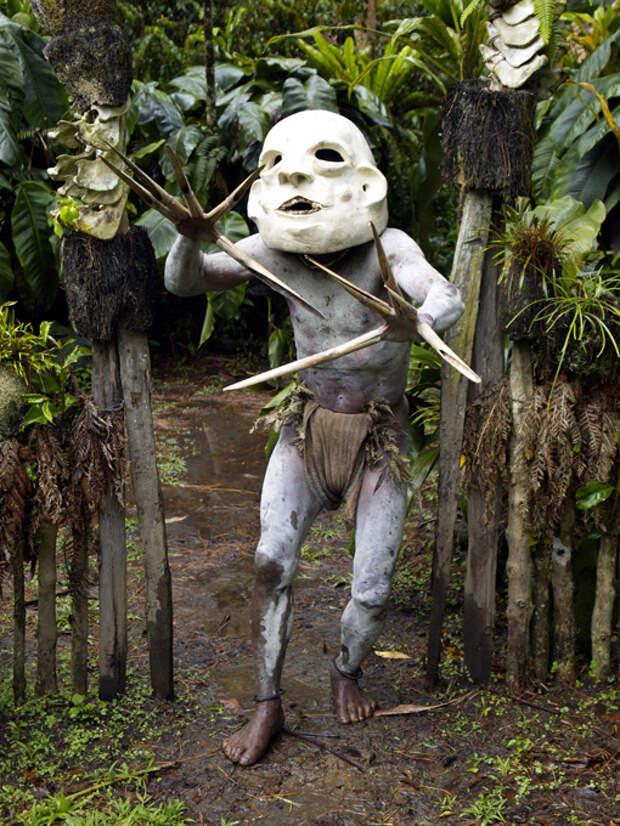 Эти загадочные дикие племена