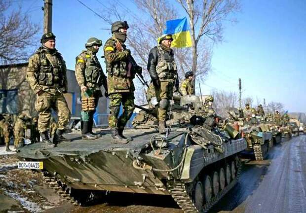 ТГ-аналитики: Украина начнет войну на Донбассе в ближайшие дни
