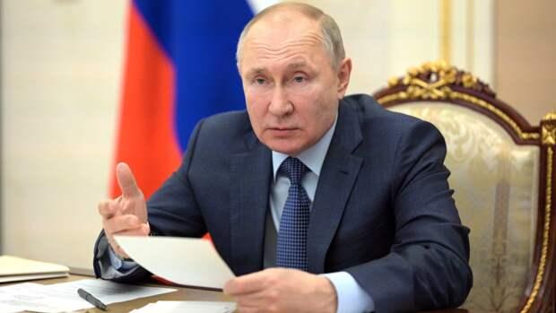Путин подписал указ об усилении мер безопасности из-за проведения ЧЕ по футболу