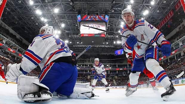 Карлссон, Ожиганов и Липон — лучшие игроки недели в КХЛ