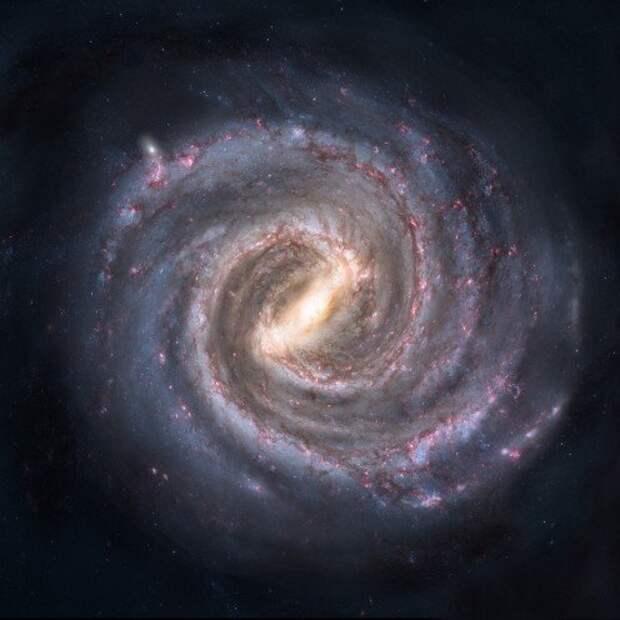 Наша галактика огромна. Как далеко путешествуют инопланетяне, чтобы добраться до Земли?