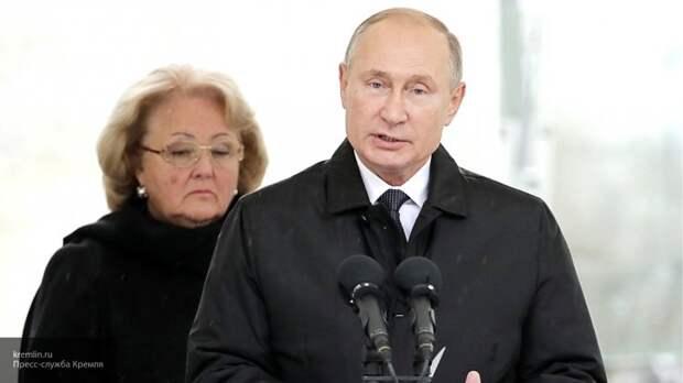 Путин заявил, что Ленин заложил мину под российскую государственность