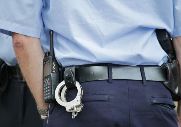 Полицейские изъяли у приезжего более 1,3 кг героина на улице 800-летия Москвы