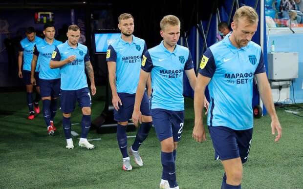 «Ротор»: «У клуба нет лишних игроков, чтобы помочь «Тамбову»