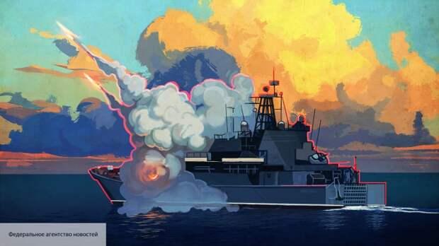 Sina: флот США столкнется с неприятностями на подходе к берегам России