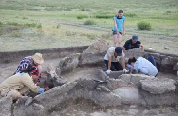 Заключение по факту разрушения памятника Кемпиртас вынесла научная группа