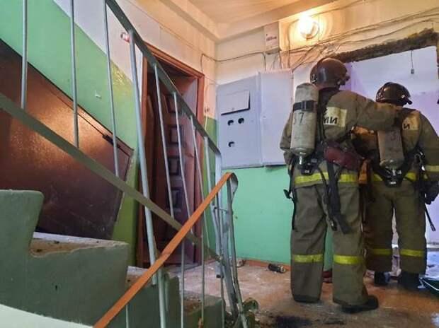 В Челябинской области при взрыве в жилом доме пострадал 26-летний мужчина