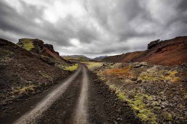 Gravel Road by Þorsteinn H Ingibergsson on 500px.com
