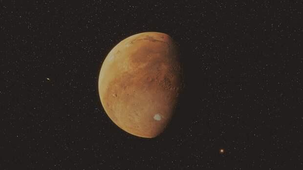 Китай впервые успешно посадил зонд на поверхность Марса