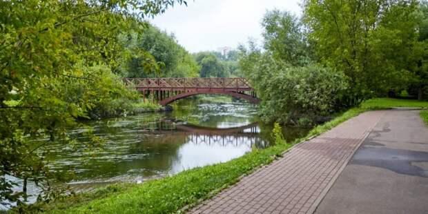 Сергунина: Новые точки притяжения появились в парках Москвы за лето