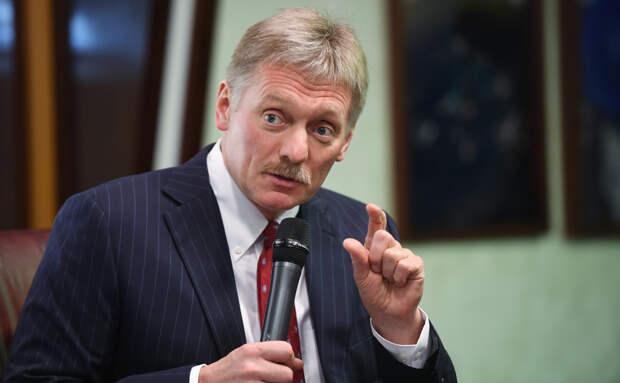 На Украине наблюдается дефицит суверенитета – Песков