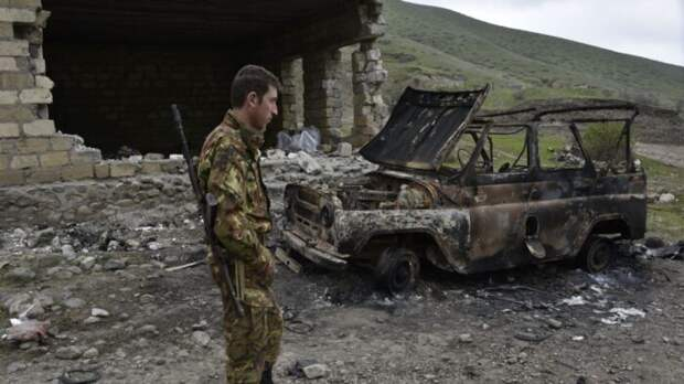Турция: Карабах станет для России второй Сирией