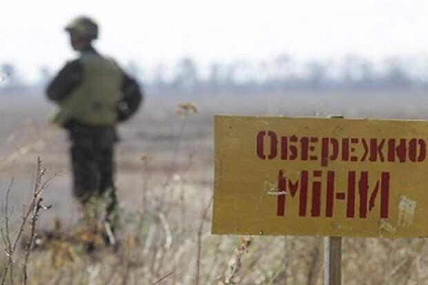 ВСУ под прикрытием гуманитарной миссии минируют территории: сводка с Донбасса (ФОТО)