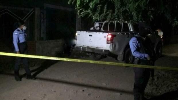 Массовое убийство произошло на севере Гондураса