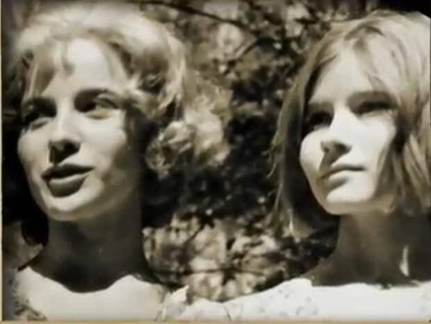 Наталья и Ирина Варлей. Фото: 1tv.ru