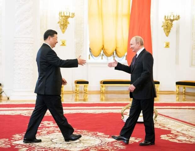 Путинская Россия: Ловушка, в которую не должен попасть Китай