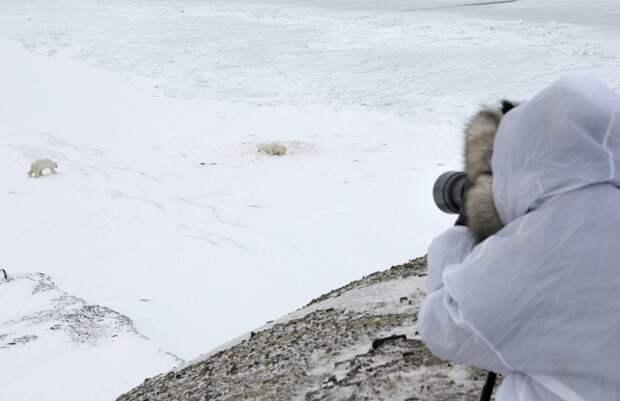 Минобороны РФ формирует новую дивизию для охраны берегов Чукотки