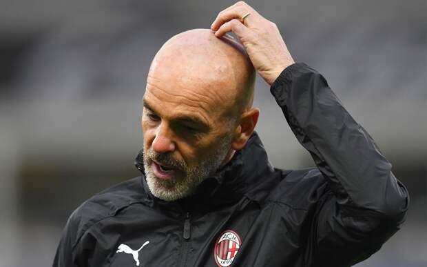 «Милан» уступил «Специи» в матче Серии А