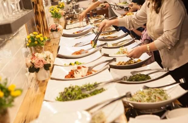 В Турции изменились правила пользования шведским столом в гостиницах