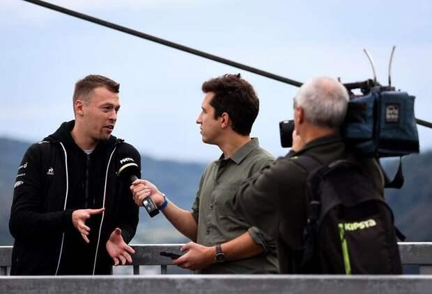 Даниил Квят подтвердил, что не вернется в Формулу 1 в 2022 году