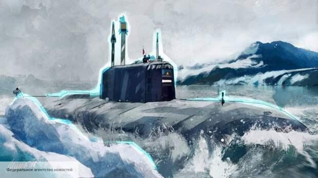Капитан I ранга Дандыкин: Россия взяла в подводный капкан все Западное побережье США