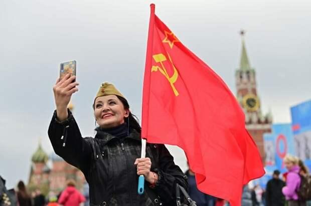 В МВД сообщили, что празднование Дня Победы в России прошло без нарушений
