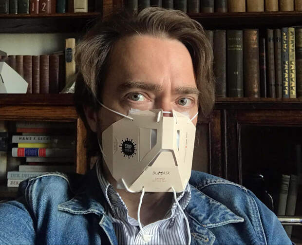 BUMASK: бесплатные маски для всего мира!