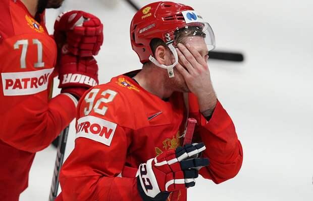 Кожевников оценил дисквалификацию русского хоккеиста Кузнецова закокаин: «Одну звезду мыпотеряли»