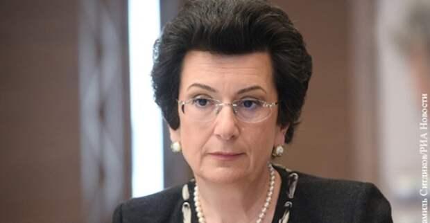Бурджанадзе назвала «кощунством» отрицание решающей роли СССР в победе во Второй мировой