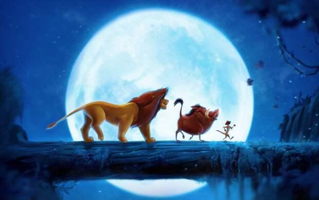 Кто вы из «Короля Льва»?