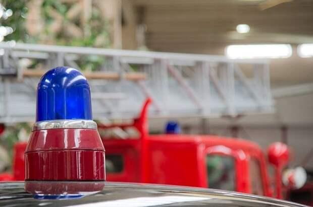 В Самаре пожарные ликвидировали крупное возгорание в бизнес-центре