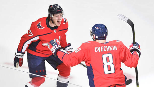 Овечкин догнал Торнтона по количеству очков в кубковых матчах НХЛ