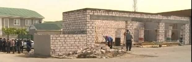 Ни пройти, ни проехать: жителей Приозерного могут лишить дороги, соединяющую село и Актау