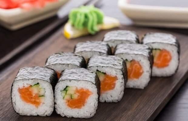 Удивительные и малоизвестные факты о суши, image #2
