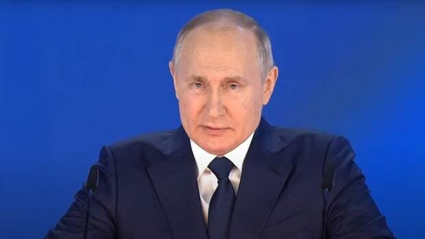 """Украинский политик сделал """"пугающие"""" выводы из послания Путина"""