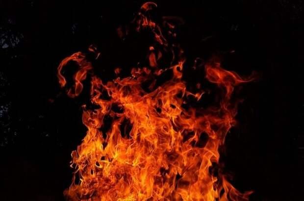 Причиной пожара в больнице Рязани могло стать воспламенение проводки