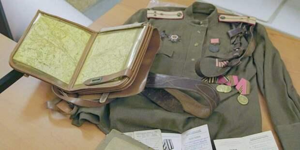 В МФЦ открылись выставки о жизни столицы в период обороны в 1941 году Фото: mos.ru