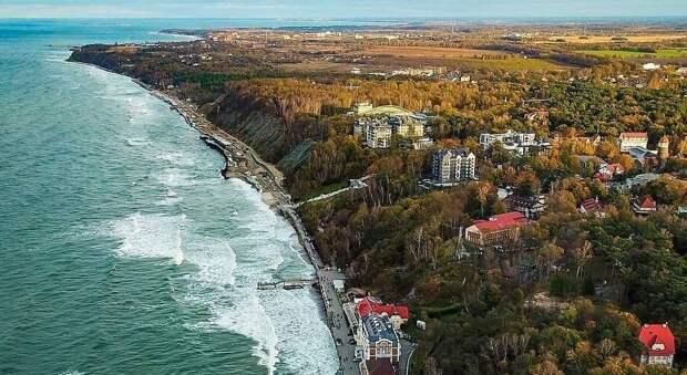 В Светлогорске построят 6 многоэтажных домов в 500 метрах от береговой линии