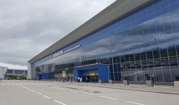 У, фас: история сценами напарковке аэропорта воВладивостоке получила продолжение