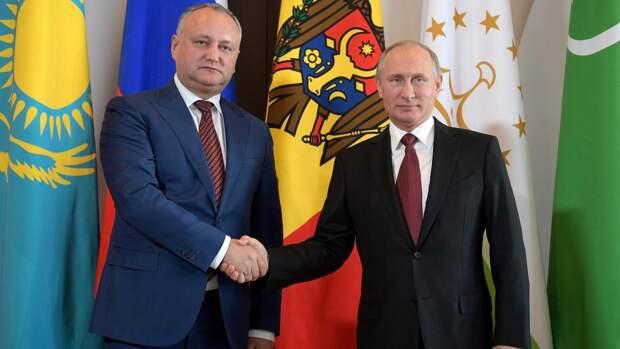 Президент Молдавии шокировал Запад неожиданным заявлением о сильной России