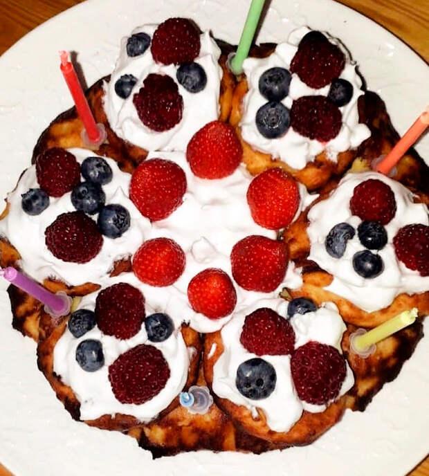 Рецепты Маргариты Симоньян: Торт для аллергика