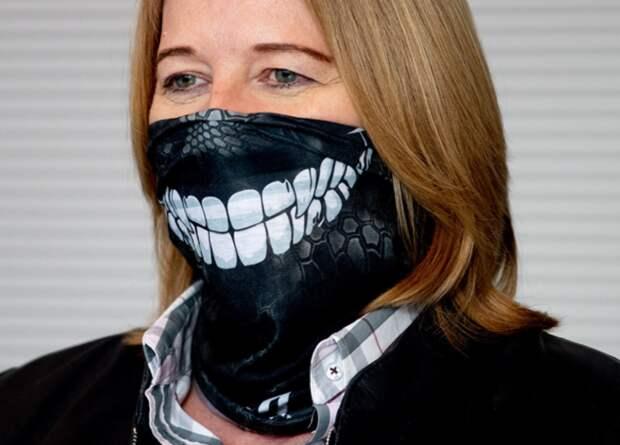маска от коронавируса как сделать
