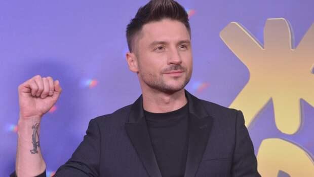 Сергей Лазарев прилетел в Роттердам для выступления на Евровидении