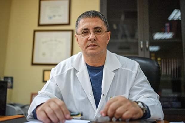 Доктор Мясников раскрыл указывающую на серьезное заболевание деталь